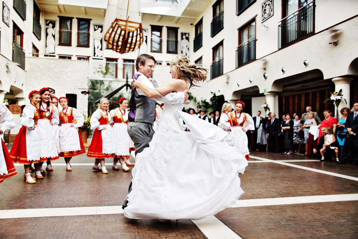 wesele w hotelu Krol Kazimierz
