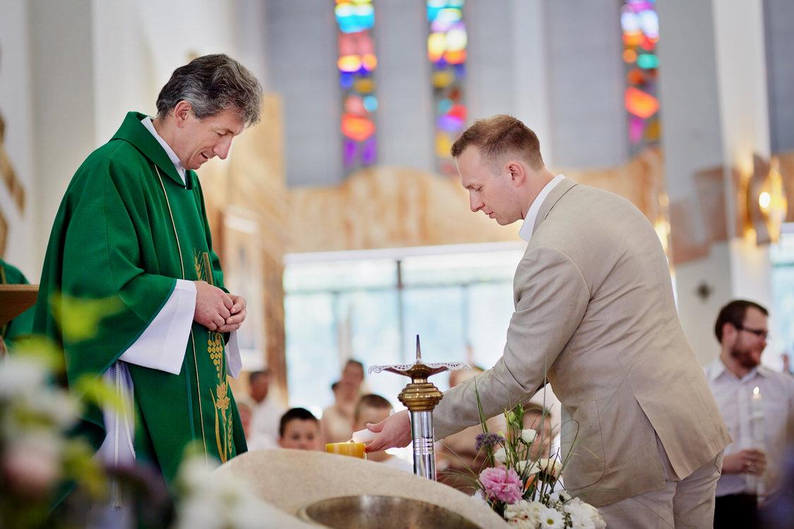 zdjecia z chrztu Lublin